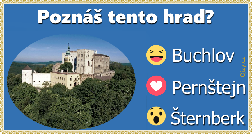 Poznáš tento hrad?
