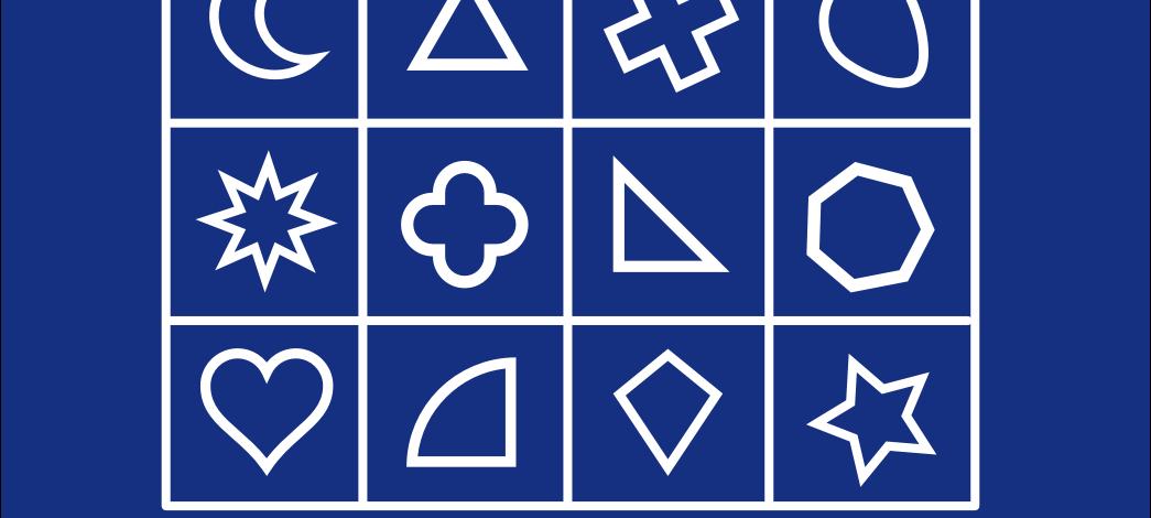 Který symbol v tabulce nenajdete?