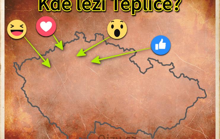 Kde leží Teplice?