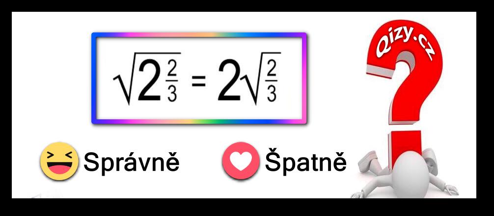 Je rovnice správně?