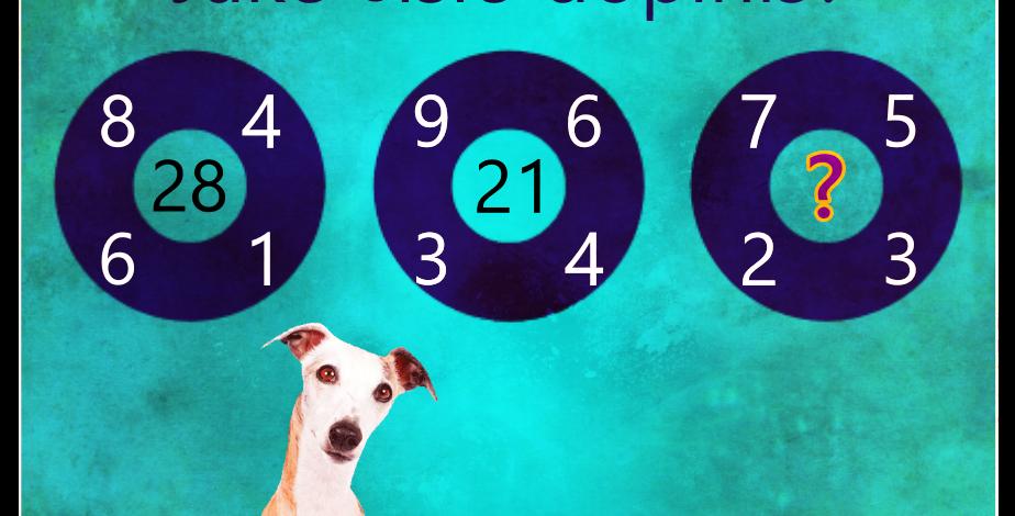 Jaké doplníš číslo?