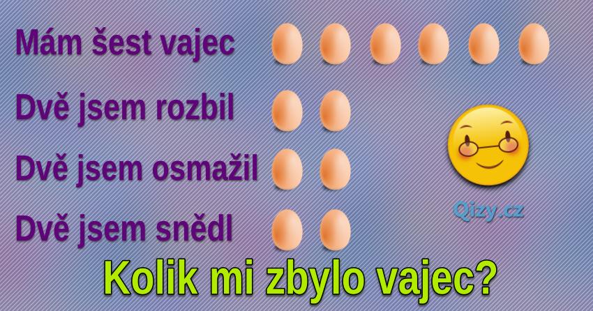 Hádanka s vejci