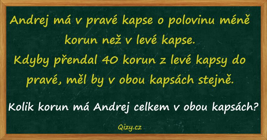 Andrejovy peníze