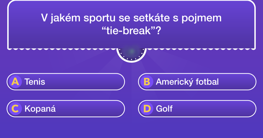 tie-break