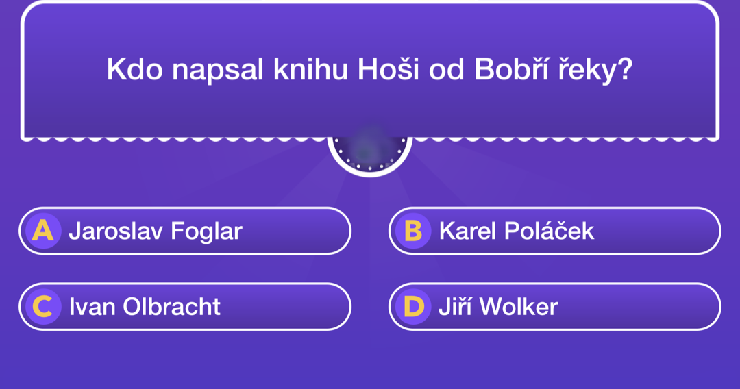 Kdo napsal knihu Hoši od Bobří řeky?