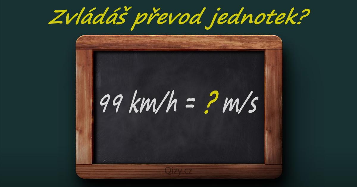 99 km/h = ?