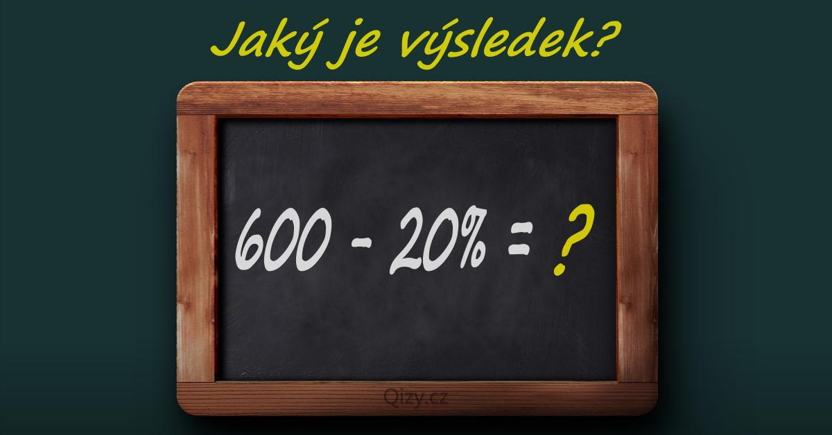 procenta priklad