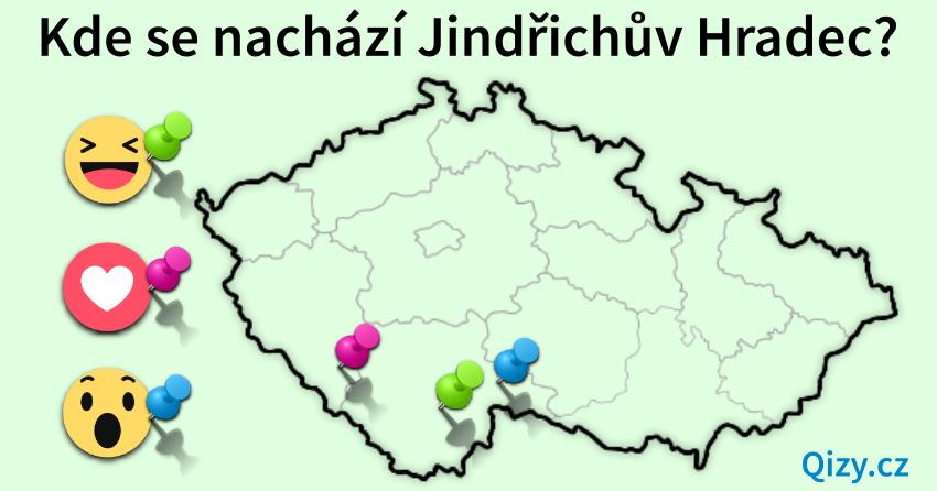 Kde Leží Jindřichův Hradec