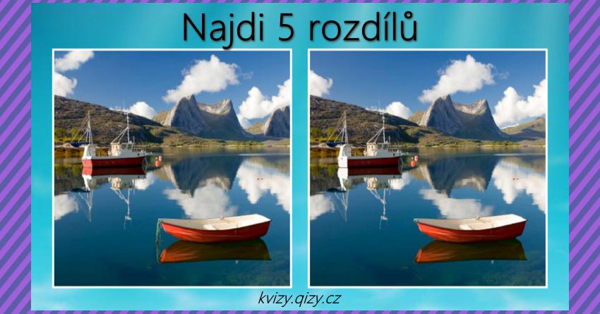 Najdi 5 Rozdilu Mezi Dvema Obrazky 2