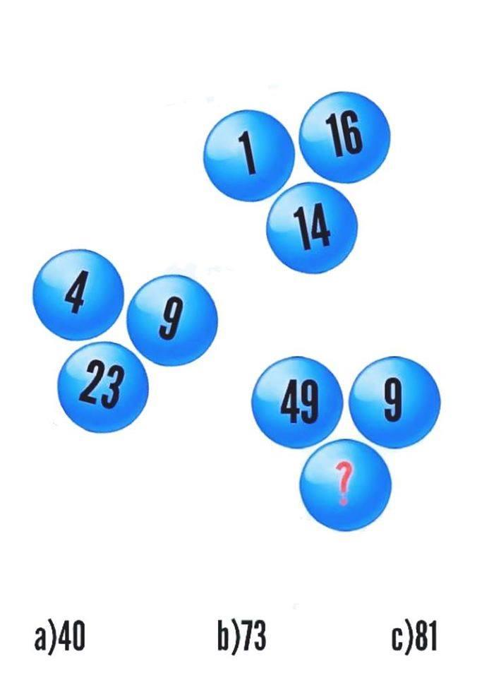 Jaká čísla - hadanka