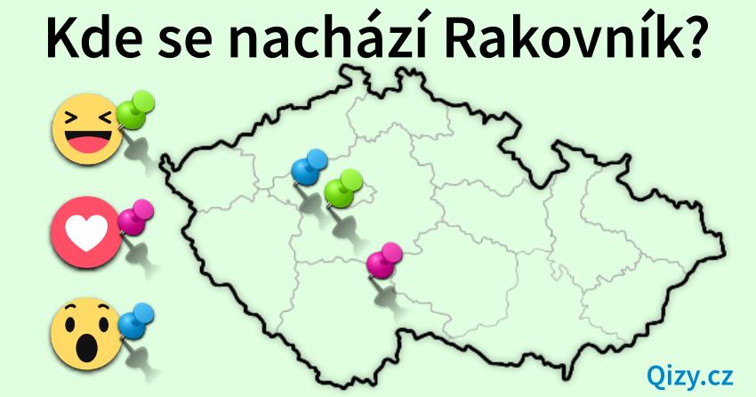 Kde Lezi Mesto Rakovnik