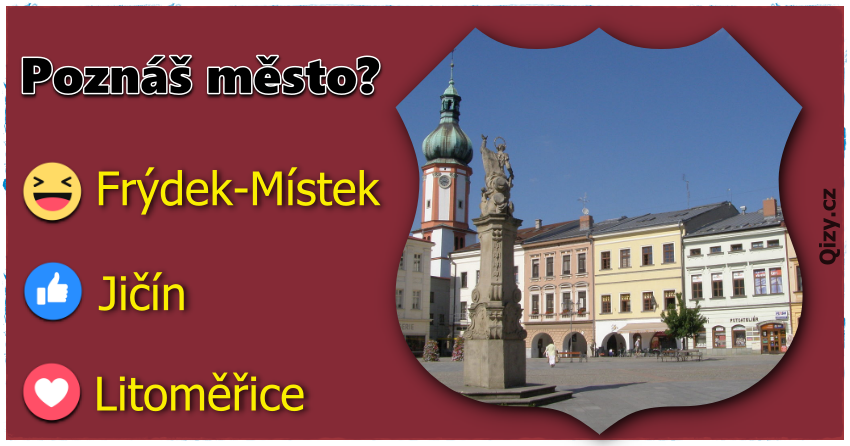 Kvíz Poznáš Město Na Fotografii Morava