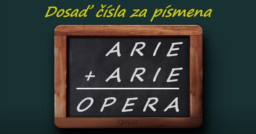 Algebrogram Dosad Cisla Za Pismena Arie