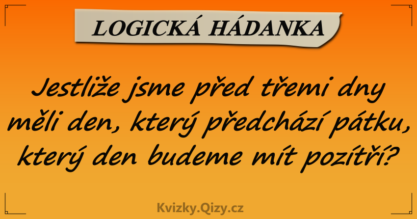 Logicka Hadanka