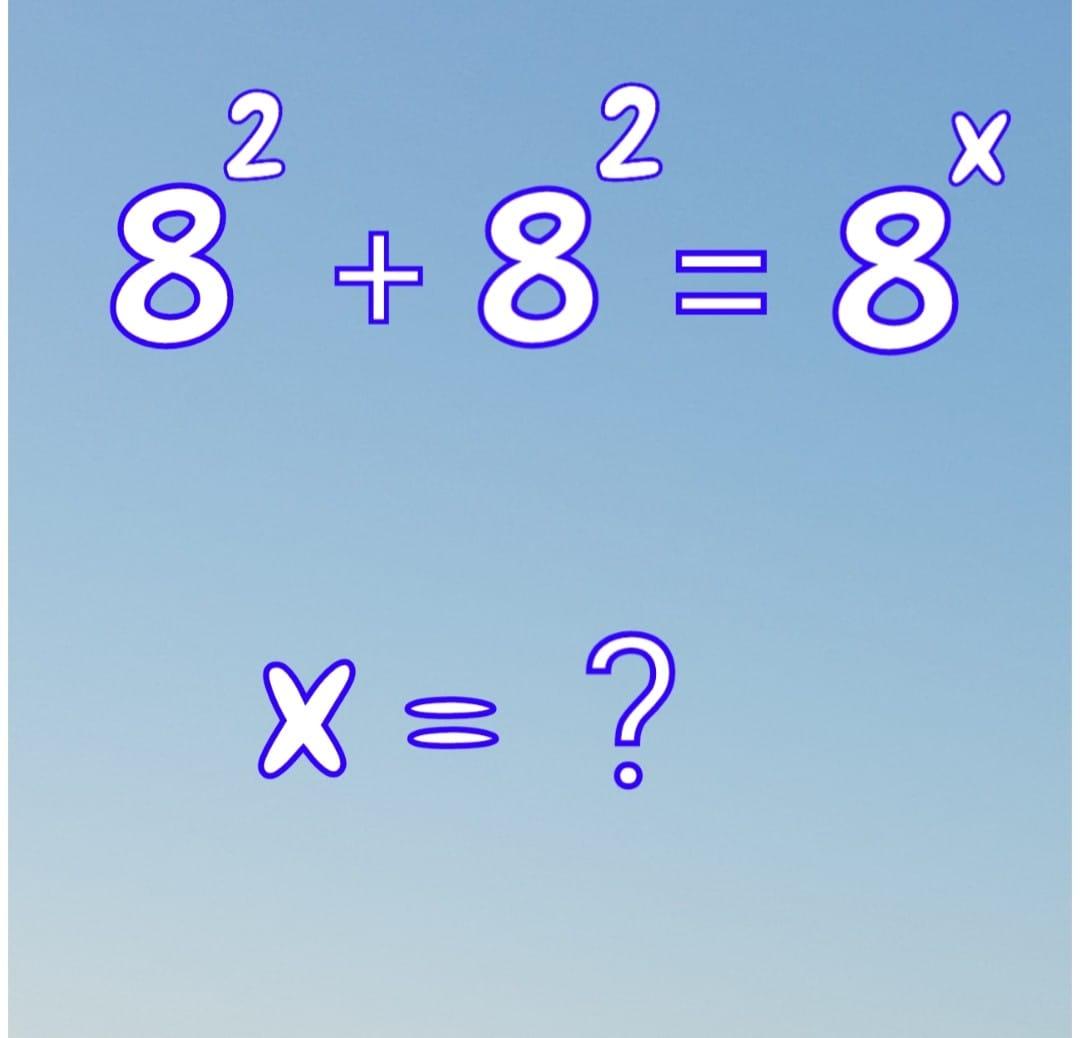 Kolik je x?