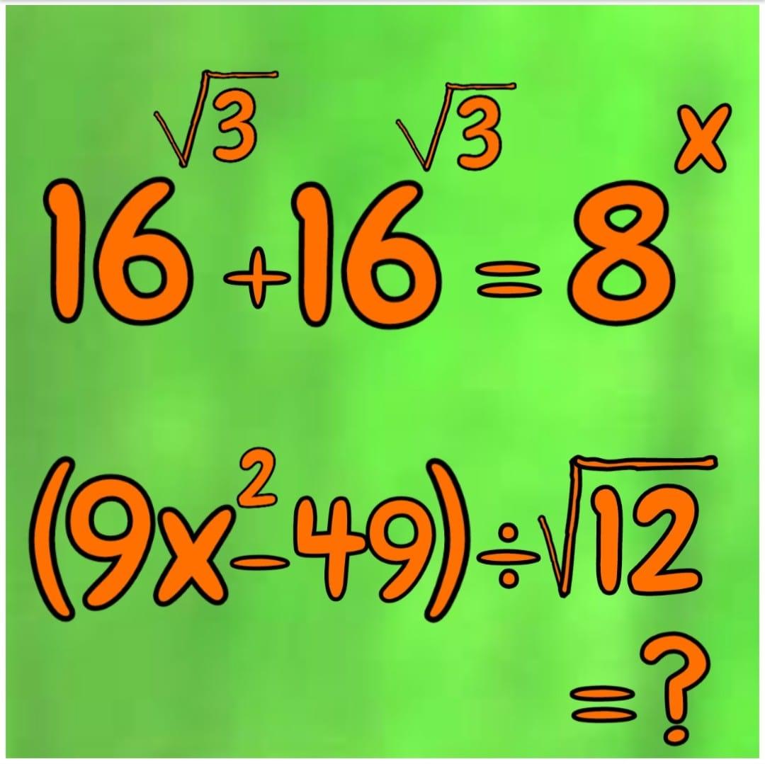 Dokážete vypočítat tento příklad?