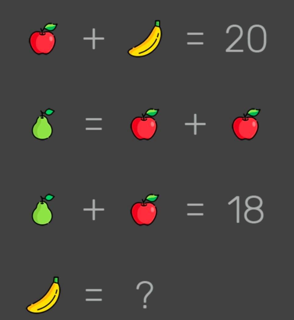 Obrázkový příklad s ovocem